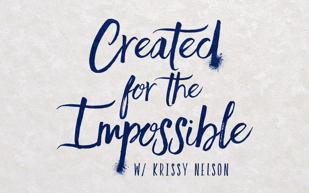 Created for the Impossible SHOW LAUNCH